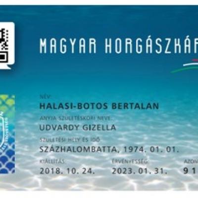 Magyar Horgászkártya